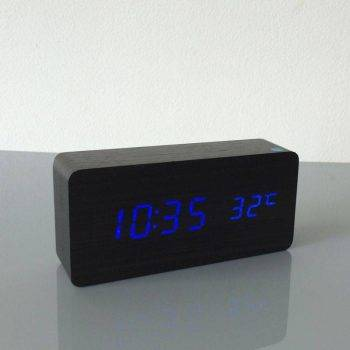 Bedroom Alarm Clock Display Digital Table Clock 3