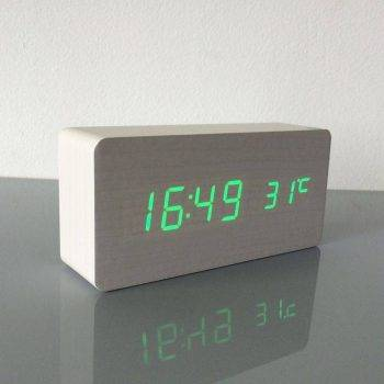 Bedroom Alarm Clock Display Digital Table Clock 2