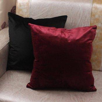Best Pillow Comfortable Solid Cushion 1