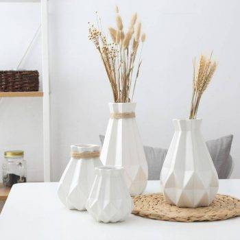 Flower Vase Modern Porcelain Vase 4