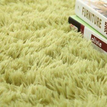 Living Room Rugs Fluffy Round Carpets 2