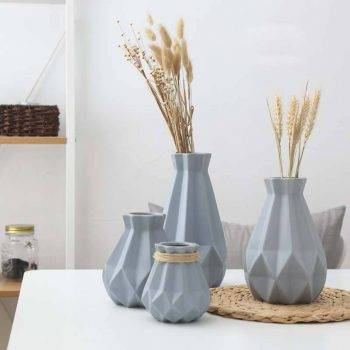 Flower Vase Modern Porcelain Vase 5