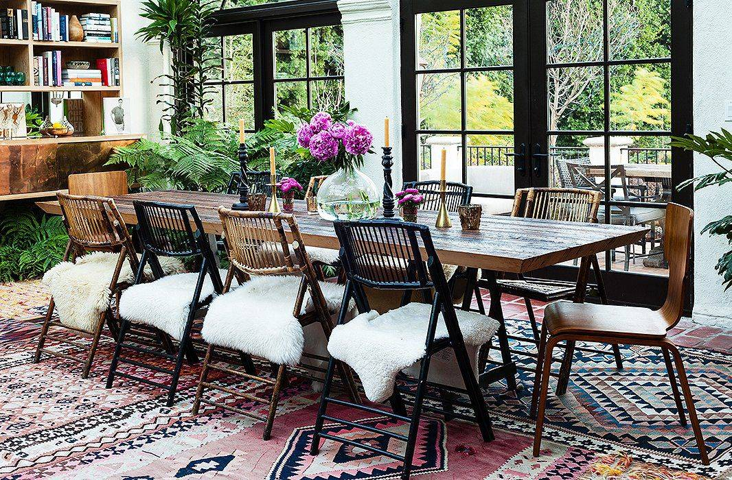 7 Unexpected Ways to Decorate with Rugs 1