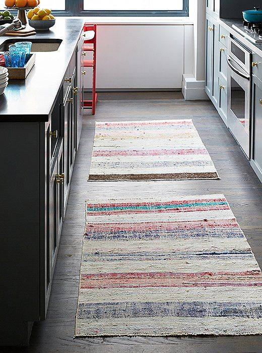 7 Unexpected Ways to Decorate with Rugs 2