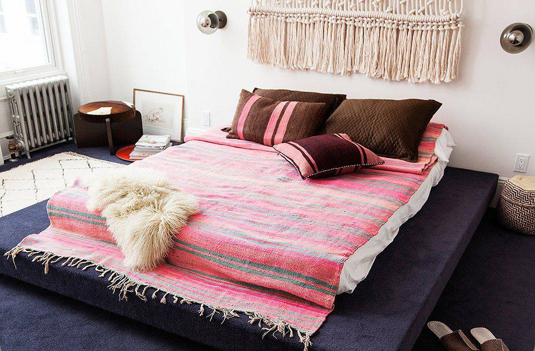 7 Unexpected Ways to Decorate with Rugs 3