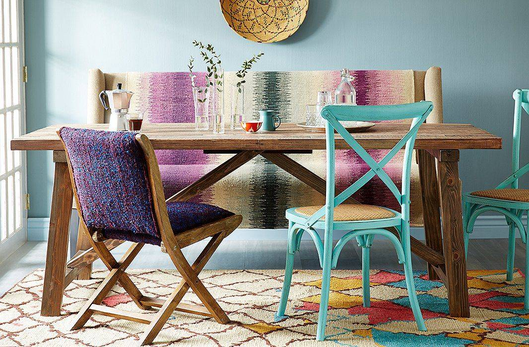 7 Unexpected Ways to Decorate with Rugs 5