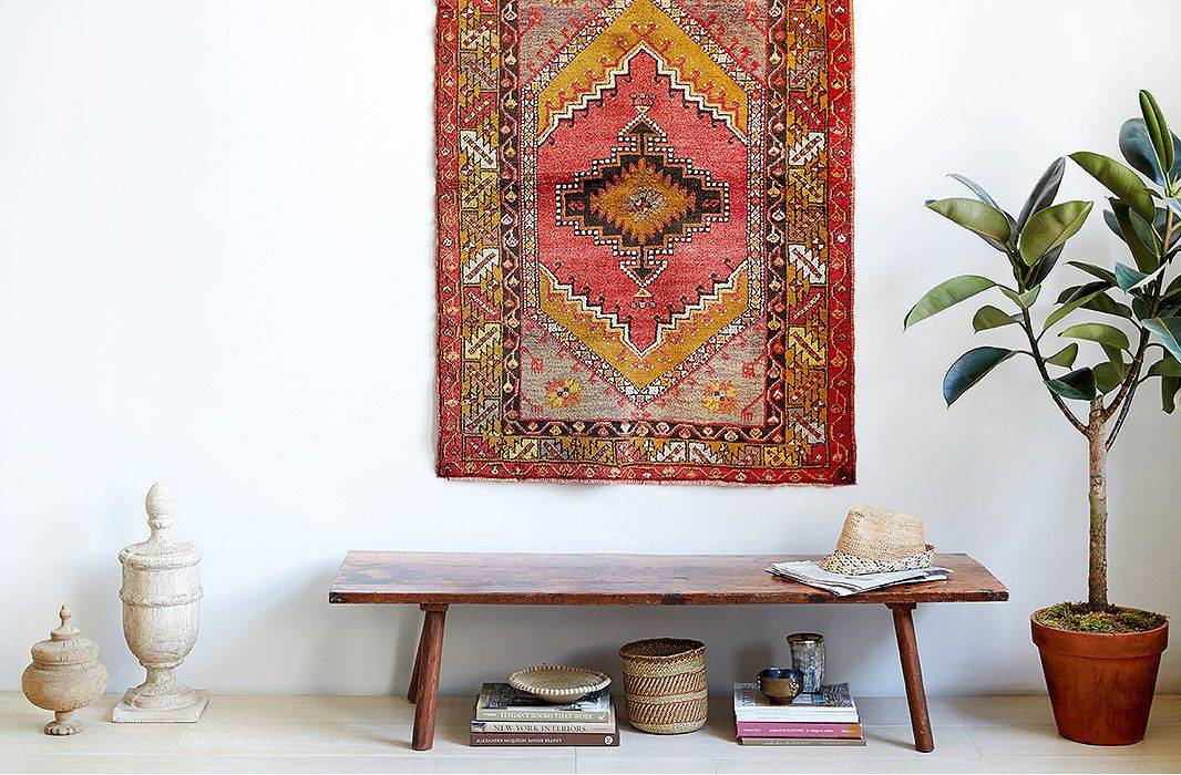 7 Unexpected Ways to Decorate with Rugs 7