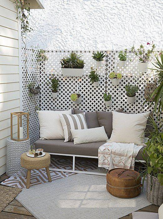 6 Inventive Ways to Maximize Your Small Outdoor Space 2