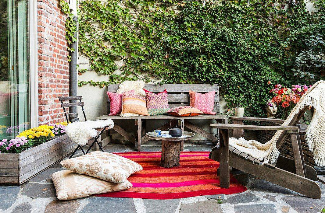 6 Inventive Ways to Maximize Your Small Outdoor Space 5
