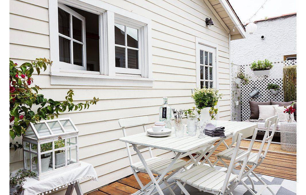6 Inventive Ways to Maximize Your Small Outdoor Space 6
