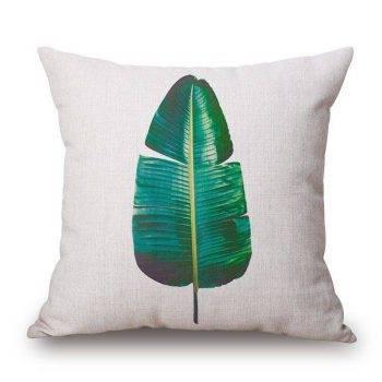 Outdoor Pillows Palm Leaf Cushion 5