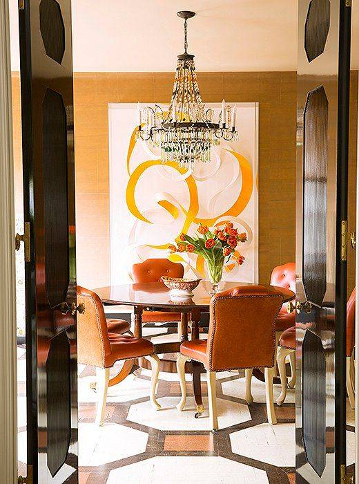 6 Clever Solutions for Small-Space Dining 1