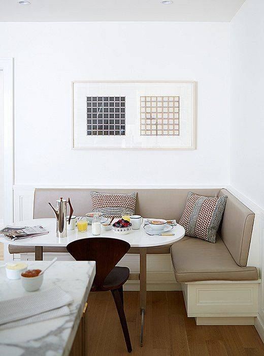 6 Clever Solutions for Small-Space Dining 6