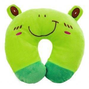 Travel Pillow Headrest Cartoon Animal Cushion