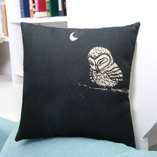 Pillow Covers Animal Butterfly Cushion