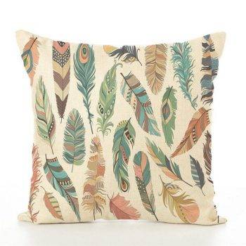 Pillow Covers Animal Butterfly Cushion 5