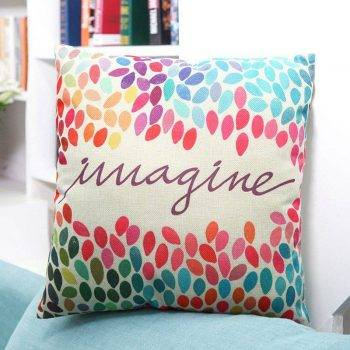 Pillow Covers Animal Butterfly Cushion 3