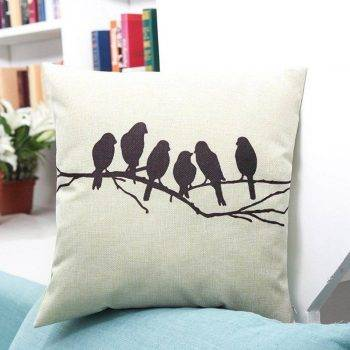 Pillow Covers Animal Butterfly Cushion 2