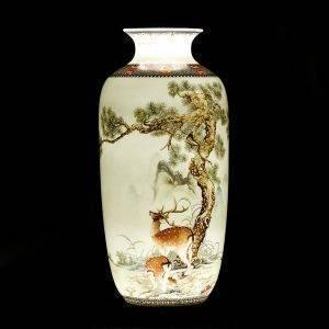 Ceramic Vase For Flowers Style Animal Vase