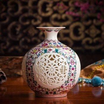 Home Decor Vases Handicraft Ceramic Vase 1
