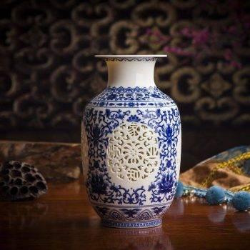Home Decor Vases Handicraft Ceramic Vase 4