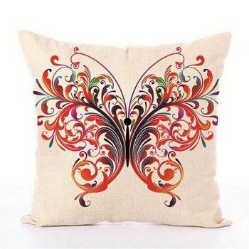 Kids Decorative pillows Fairy Printed Decorative Cushion 3
