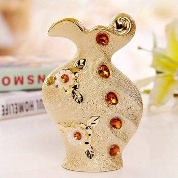 Ceramic Vase Modern Decorative Flower Vase 3