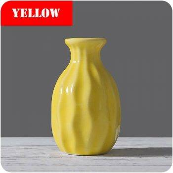 Decoration Ceramic Vase Fashion Flower Vase 4