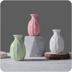 Decoration Ceramic Vase Fashion Flower Vase