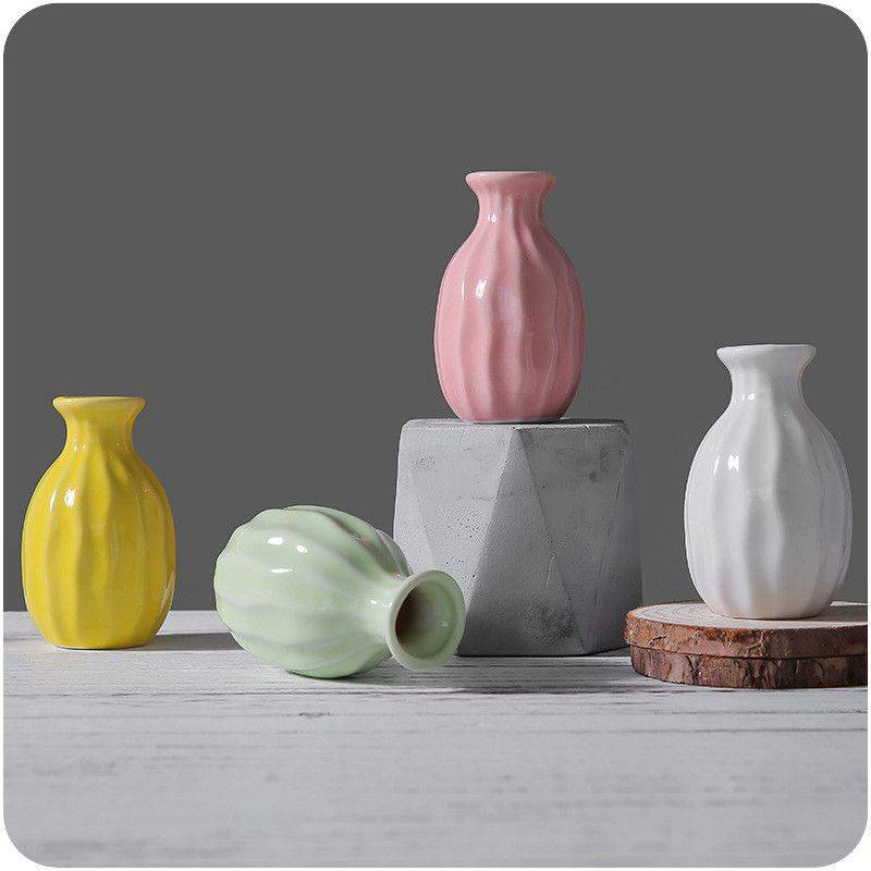 Decoration Ceramic Vase Fashion Flower Vase