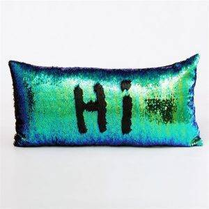Rectangle Glitter Pillowcase Home Decor Cushion Cover