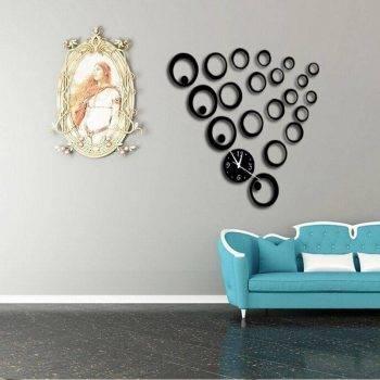 Quartz Design Wall Clock Large Decorative Clocks 5