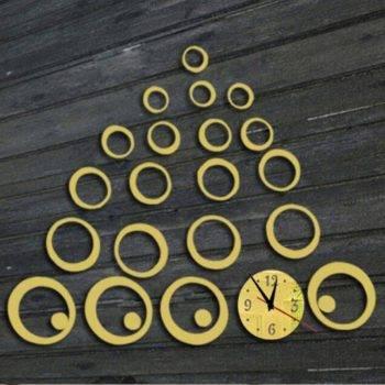 Quartz Design Wall Clock Large Decorative Clocks 2