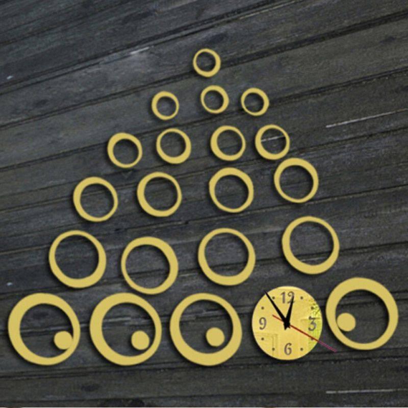 Quartz Design Wall Clock Large Decorative Clocks