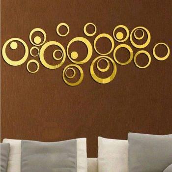 Quartz Design Wall Clock Large Decorative Clocks 3
