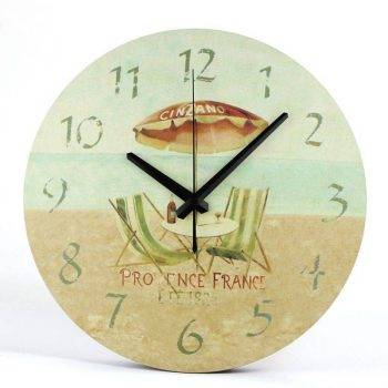 Modern Large Wall Clock Kitchen Decorative Vintage Watch 1
