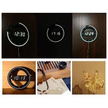 Digital Led Wall Clock Best Table Clock 5
