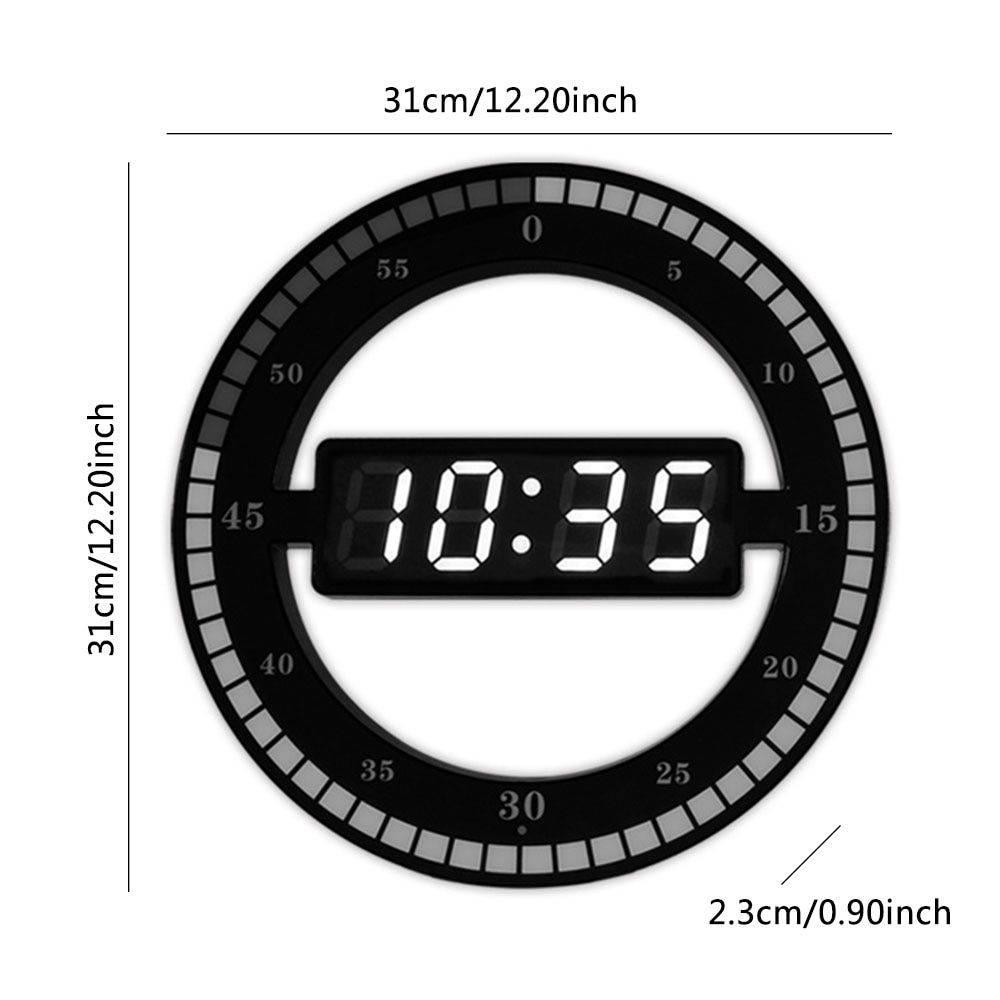 Digital Led Wall Clock Best Table Clock