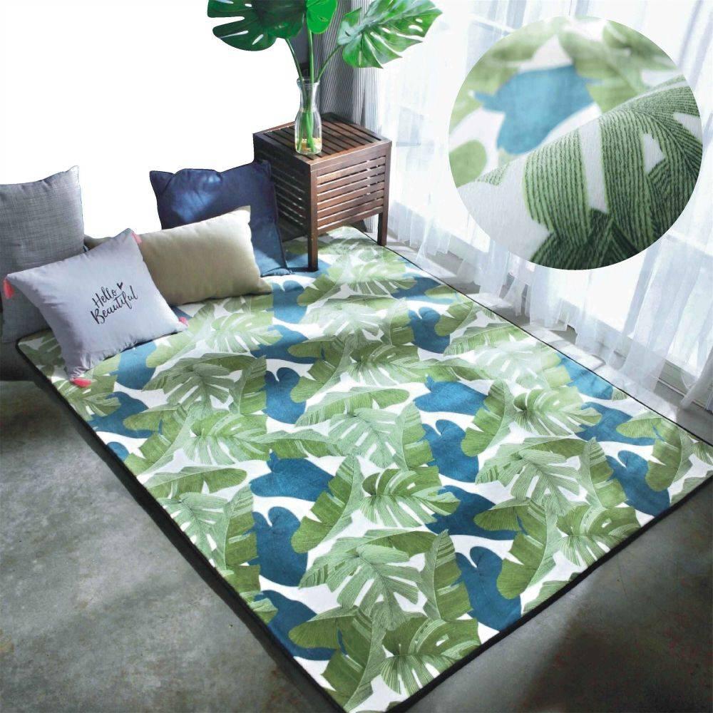 Modern Persian Fluffy Rug For Living Room – Child's Bedroom Rugs