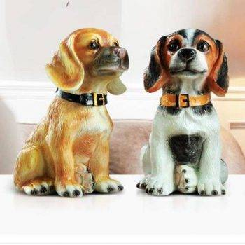 Vintage Dog Statue Decor - Home Decorating Accessories Ideas 1