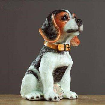 Vintage Dog Statue Decor - Home Decorating Accessories Ideas 3