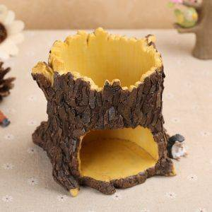 Cute Resin Cartoon Totoro Plant Pots – Flower Pot Decoration