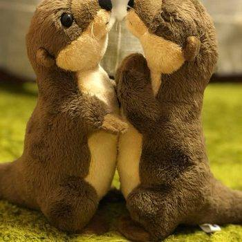 River Otter Plush Toys - Otter Stuffed Animals Toys For Kids Birthday Gifts 2