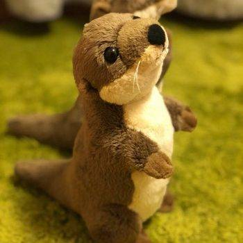 River Otter Plush Toys - Otter Stuffed Animals Toys For Kids Birthday Gifts 3