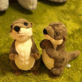 River Otter Plush Toys - Otter Stuffed Animals Toys For Kids Birthday Gifts 4