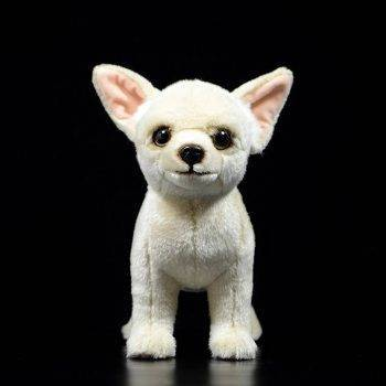 Chihuahua Dog Plush Toys - Cute Puppy Stuffed, Animal Dolls For Kids Gifts 1
