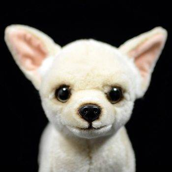 Chihuahua Dog Plush Toys - Cute Puppy Stuffed, Animal Dolls For Kids Gifts 2