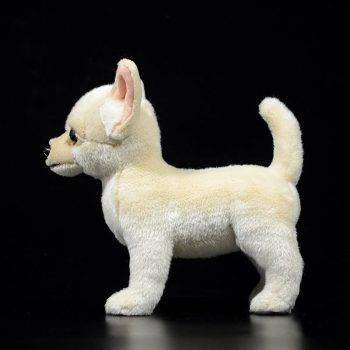 Chihuahua Dog Plush Toys - Cute Puppy Stuffed, Animal Dolls For Kids Gifts 4