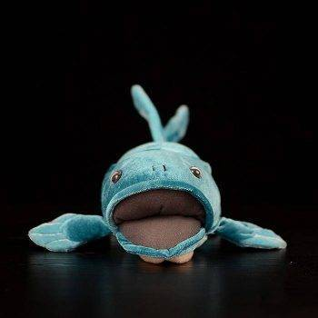 Coelacanth Fish Plush Toy - Sea Animals Stuffed Toys For Kids, Birthday Gifts 1
