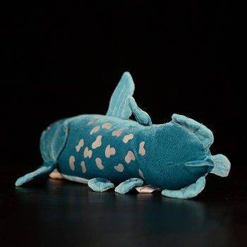 Coelacanth Fish Plush Toy - Sea Animals Stuffed Toys For Kids, Birthday Gifts 2